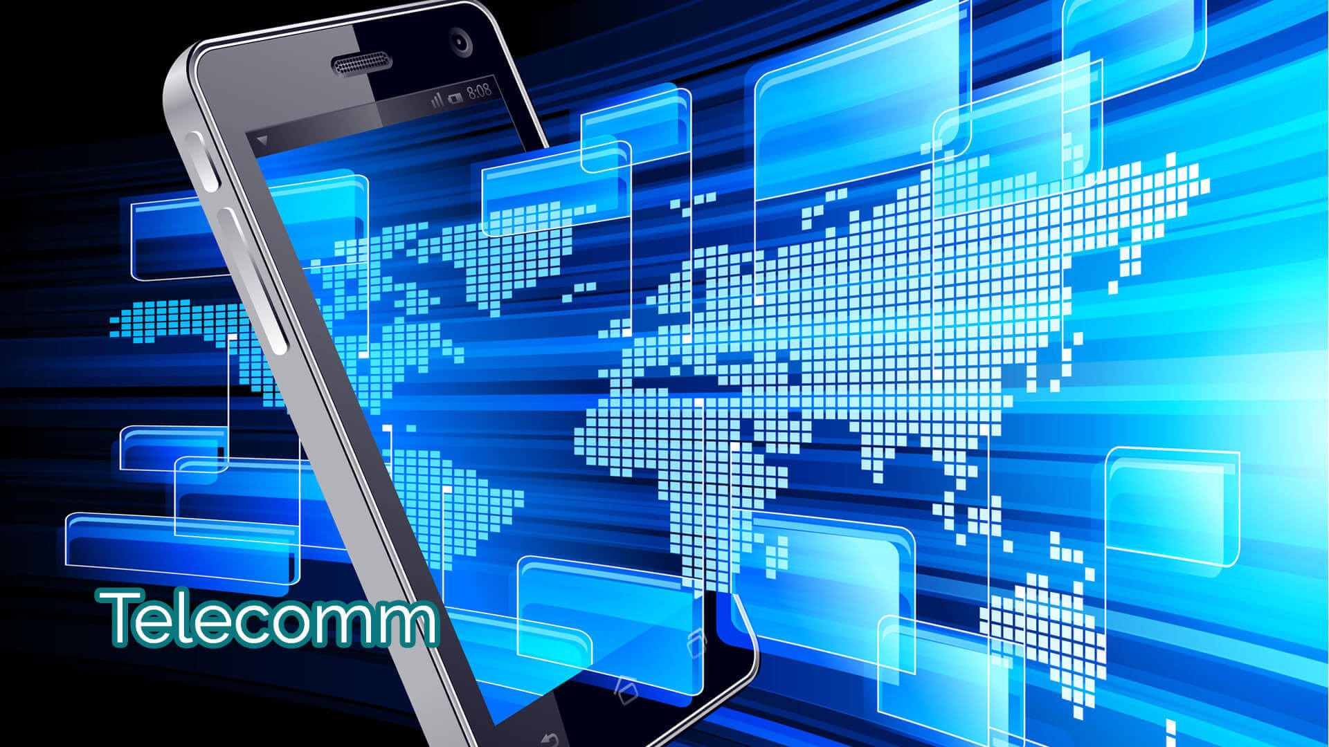 telecomm hardware sourcing services
